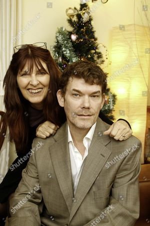Gary Mckinnon Will Not Be Prosecuted Here In The Uk. Gary Is Pictured With His Mother Janis Sharp At Her Home In Brookmans Park Herts Today After The Announcement That He Will Not Be Prosecuted In The Uk.