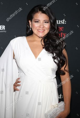 Editorial photo of 'August: Osage County' film premiere, Los Angeles, America - 16 Dec 2013
