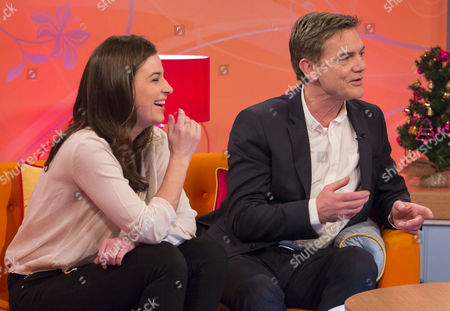 Editorial photo of 'Lorraine Live' TV Programme, London, Britain - 17 Dec 2013