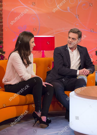 Stock Photo of Camilla Afwedson and John Michie