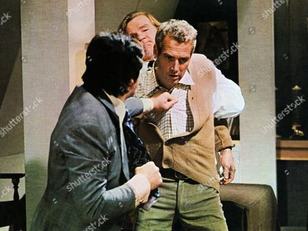 Paul Newman, Percy Herbert