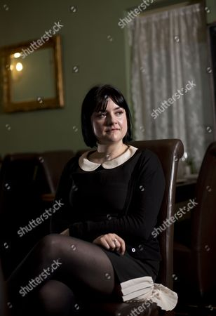 Editorial photo of Mhairi McFarlane in Nottingham, Britain - 20 Nov 2013