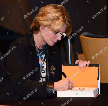 Stock Photo of Patricia Cornwell