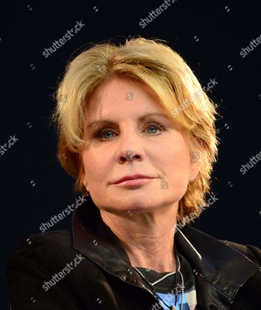 Editorial photo of Patricia Cornwell Q&A session at the Apple store, London, Britain - 17 Dec 2013