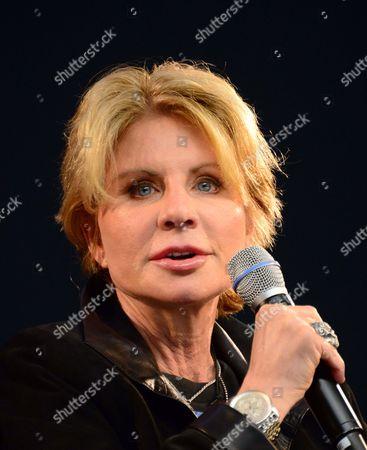 Stock Image of Patricia Cornwell