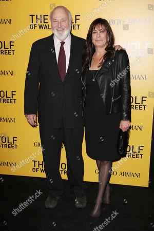 Michele Singer Reiner and Rob Reiner