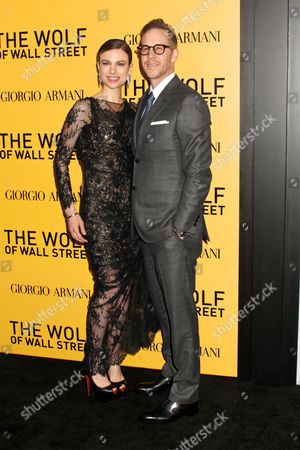 Editorial image of 'The Wolf of Wall Street' film premiere, New York, America - 17 Dec 2013