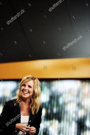 Editorial photo of Journalist Johanna Frändén, Sweden  - 10 Jun 2010