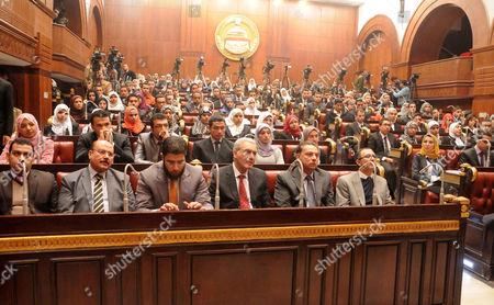 Nader Bakkar the assistant of Salafist Nour Party chief