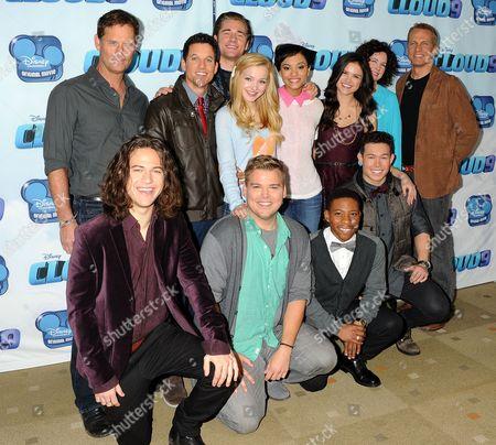 Cast - Dillon Lane, Mike C Manning, Luke Benward, Dove Cameron, Kiersey Clemons, Victoria Moroles, Carlon Jeffery, Colton Tran