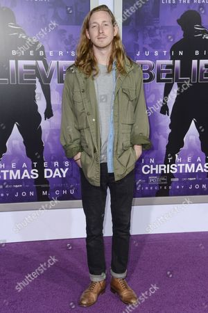 Editorial photo of Justin Bieber's 'Believe' film premiere, Los Angeles, America - 18 Dec 2013