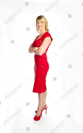 Stock Picture of Tess Stimson