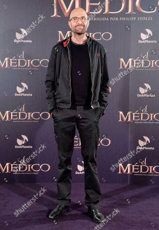 Editorial picture of 'The Physician' film premiere, Vienna, Austria - 17 Dec 2013