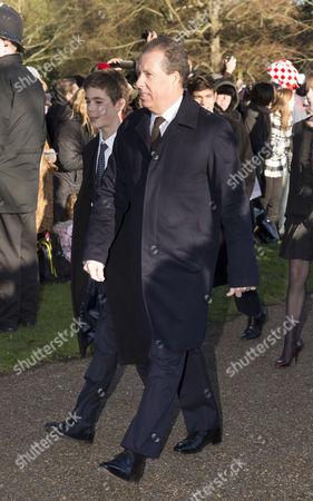 Charles Armstrong-Jones, Viscount David Linley