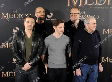 Philip Stolze; Stellan Skarsgard ; Olivier Martinez ; Tom Payne ; Noah Gordon