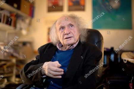 Stock Image of Ivry Gitlis