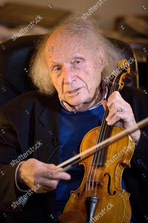 Stock Photo of Ivry Gitlis