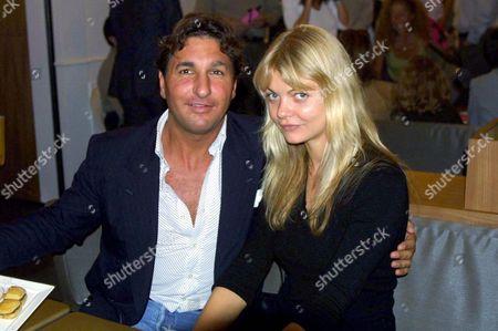 JEMMA KIDD AND BOYFRIEND GEORGIO VERONI