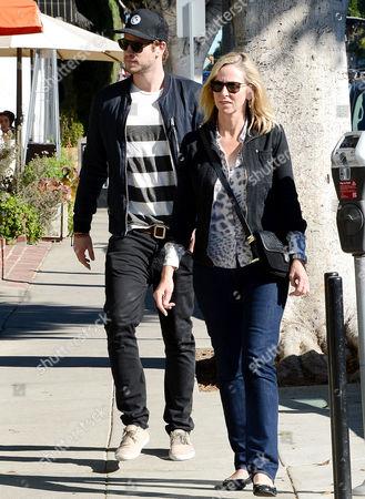 Liam Hemsworth and Leonie Hemsworth