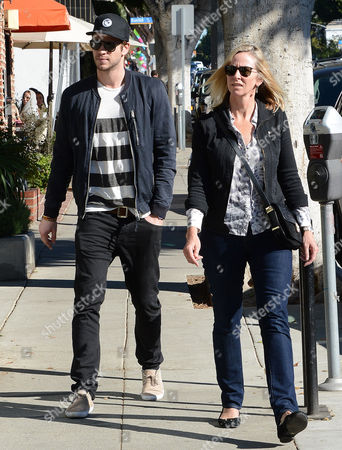 Editorial image of Liam Hemsworth out and about in Los Angeles, America - 23 Dec 2013