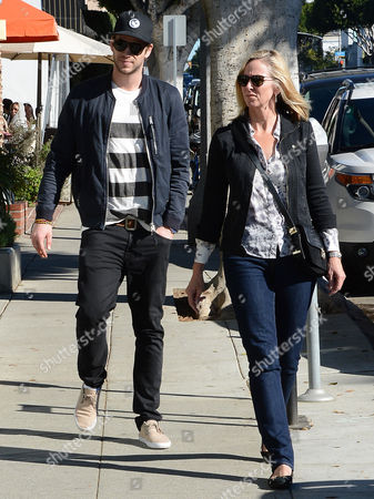 Editorial picture of Liam Hemsworth out and about in Los Angeles, America - 23 Dec 2013