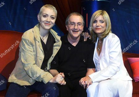 KAREN DUNBAR WITH PATRICK DOYLE AND MICHELLE COLLINS
