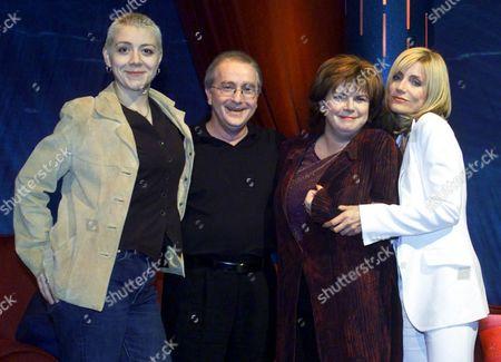 KAREN DUNBAR WITH PATRICK DOYLE, ELAINE C SMITH AND MICHELLE COLLINS