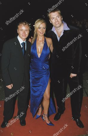 TRACY SHAW, STEPHEN BECKETT AND STEVEN ARNOLD