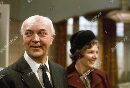 'Billy Liar' TV - 1973 - George a. Cooper and Pamela Vezey.