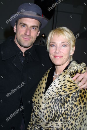 Christopher Meloni and wife Sherman Williams at the Emery Awards Gala at the Metropolitan Pavilion, New York, USA