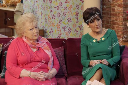 Family Lawyer Marilyn Stowe and Agony Aunt Denise Robertson