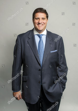 Editorial image of Stephen Spitz, CEO of The Brentano Group, London, Britain - 23 Sep 2013