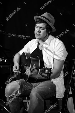 Editorial picture of Jon Kenzie in concert at The Bedford, Balham, London, Britain - 06 May 2013