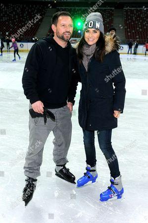 Mariusz Raduszewski and Natalia Siwiec