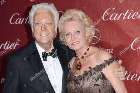 Stock Picture of Jack Jones and Eleonora Jones