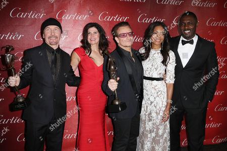 Editorial photo of Palm Springs International Film Festival Awards Gala, Palm Springs, California, America - 04 Jan 2014