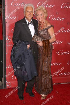 Stock Image of Jack Jones and Eleonora Jones