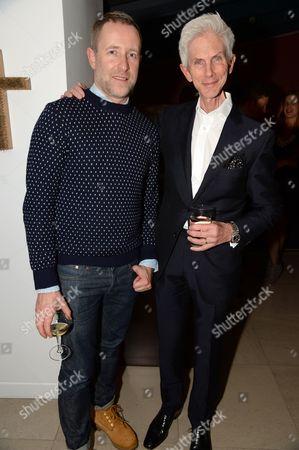 Dan Peres and Richard Buckley