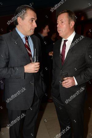 Dominic McCarthy and Jamie Bill