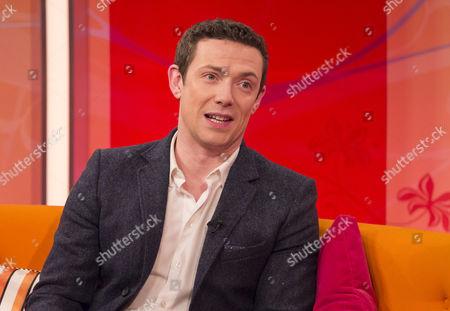 Editorial photo of 'Lorraine Live' TV Programme, London, Britain - 06 Jan 2014
