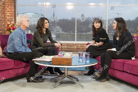 Editorial photo of 'This Morning' TV Programme, London, Britain - 07 Jan 2014