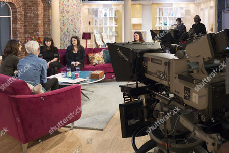 Editorial image of 'This Morning' TV Programme, London, Britain - 07 Jan 2014
