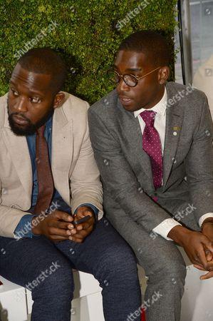 Dumi Oburota and Tinie Tempah