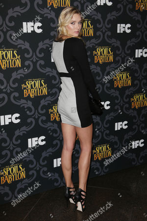 Editorial image of 'The Spoils of Babylon' TV mini-series premiere, Los Angeles, America - 07 Jan 2014