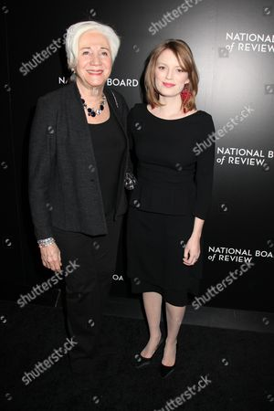 Stock Image of Olympia Dukakis and Sarah Polley