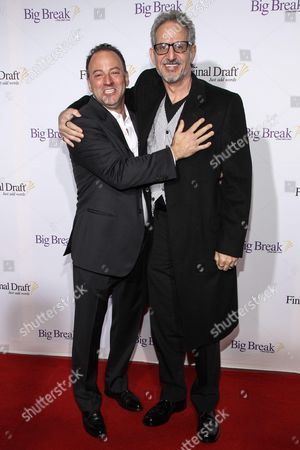 Editorial photo of Final Draft Annual Awards, Los Angeles, America - 07 Jan 2014