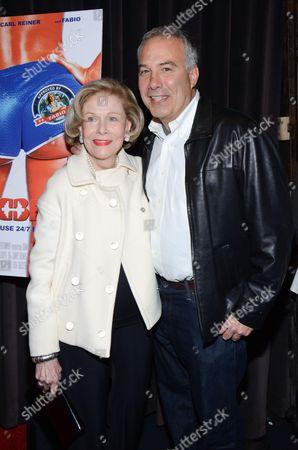 Stock Photo of Nancy Olson, Chris Livingston