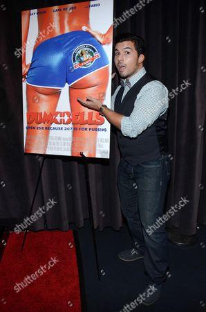 Editorial photo of 'Dumbbells' film premiere, Los Angeles, America - 07 Jan 2014