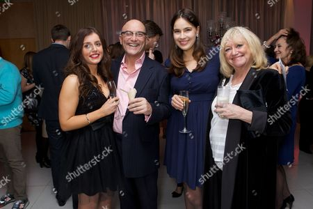 Editorial image of English National Ballet Christmas Party, London, Britain - 12 Dec 2013