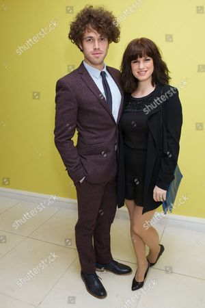 Ben Ockrent and Jemima Rooper
